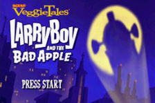 VeggieTales - LarryBoy and the Bad Apple title screenshot