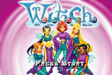W.i.t.c.h. title screenshot