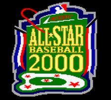 All-Star Baseball 2000 title screenshot