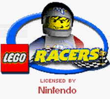 LEGO Racers title screenshot