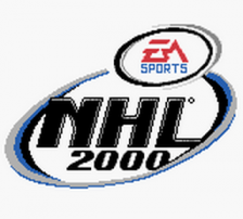 NHL 2000 title screenshot