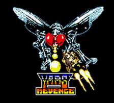 Yars' Revenge title screenshot