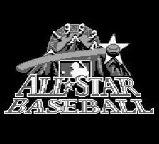 All-Star Baseball 99 title screenshot