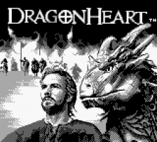 DragonHeart title screenshot