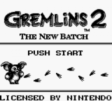 Gremlins 2 - The New Batch title screenshot