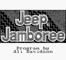 Jeep Jamboree title screenshot