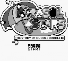 Parasol Stars title screenshot