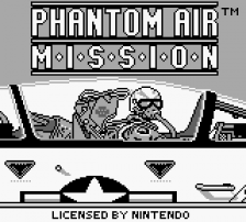 Phantom Air Mission title screenshot