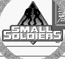 Small Soldiers title screenshot