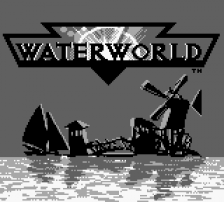 Water World title screenshot
