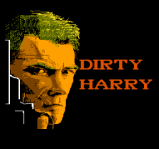Dirty Harry title screenshot
