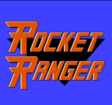 Rocket Ranger title screenshot