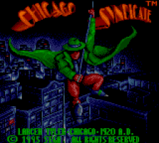 Chicago Syndicate title screenshot