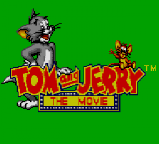 Tom and Jerry - The Movie title screenshot