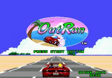 OutRun title screenshot