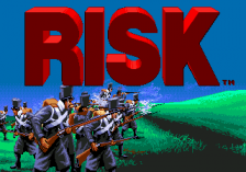 Risk title screenshot