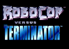 RoboCop versus The Terminator title screenshot