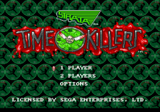 Time Killers title screenshot