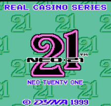 Neo Mystery Bonus - Real Casino Series title screenshot