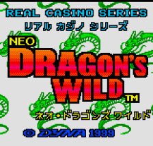 Neo Dragon's Wild - Real Casino Series title screenshot