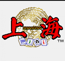 Shanghai Mini title screenshot