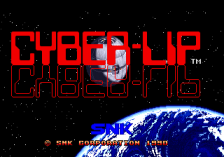 Cyber-Lip title screenshot