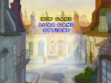 101 Dalmatians II - Patch's London Adventure title screenshot