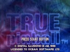 True Pinball title screenshot