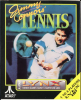 Jimmy Connors' Tennis Atari Lynx cover artwork