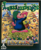 Lemmings Atari Lynx cover artwork