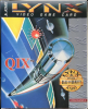 Qix Atari Lynx cover artwork