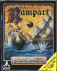 Rampart Atari Lynx cover artwork