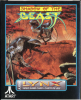 Shadow of the Beast Atari Lynx cover artwork