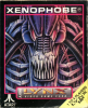 Xenophobe Atari Lynx cover artwork
