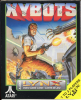 Xybots Atari Lynx cover artwork