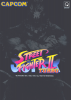 Super Street Fighter II Turbo Capcom CPS 2 cover artwork
