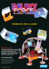 Galaxy Force 2 Coin Op Arcade cover artwork