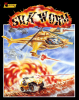 SilkWorm Commodore Amiga cover artwork