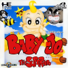 Baby Jo - The Super Hero NEC PC Engine CD cover artwork