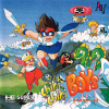 Chiki Chiki Boys NEC PC Engine CD cover artwork