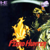 Fiend Hunter NEC PC Engine CD cover artwork