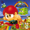 Rainbow Islands NEC PC Engine CD cover artwork