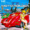 Moto Roader II NEC PC Engine cover artwork