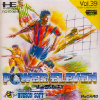 Power Eleven NEC PC Engine cover artwork