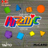 Puzznic NEC PC Engine cover artwork