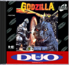 Godzilla NEC TurboGrafx 16 CD cover artwork