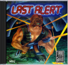 Last Alert NEC TurboGrafx 16 CD cover artwork