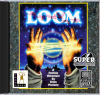 Loom NEC TurboGrafx 16 CD cover artwork