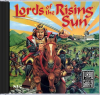 Lords of the Rising Sun NEC TurboGrafx 16 CD cover artwork