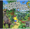 Magical Dinosaur Tour NEC TurboGrafx 16 CD cover artwork